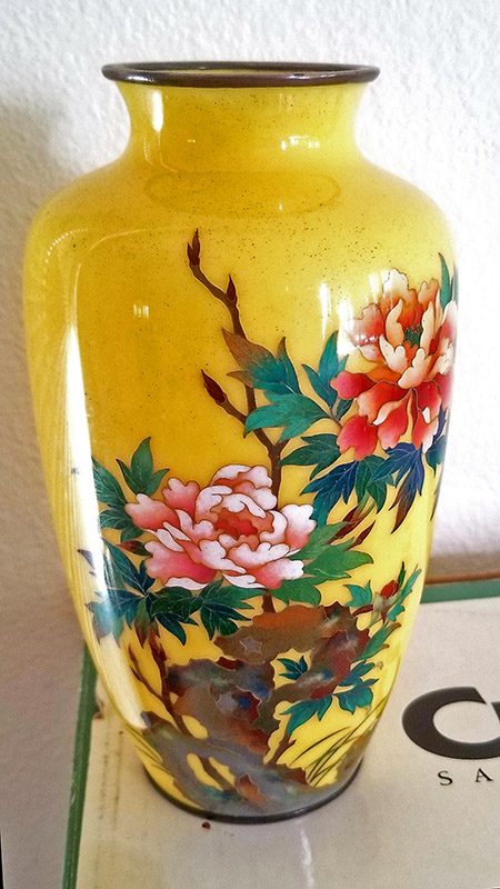 Asian-Vase