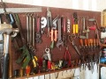 Tools-on-Wall