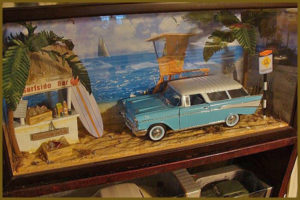 estate sale, pasadena, model car, vander molen estate sales
