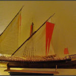 estate sale, rancho cucamonga, vander molen, professional, vintage, model ship